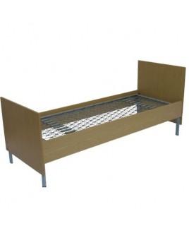 Кровать армейская с царгами из ЛДСП, 1900x860x800