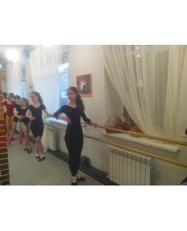 Поручень для хореографического станка (стеклопластик )1,5м