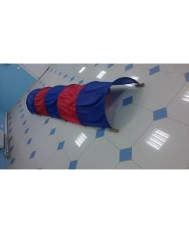 Тоннель для подлезания 5секционный h-50см L-4м шаг-0,8м