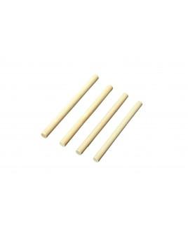 Палочка эстафетная деревянная  L 30см (комлект 6шт)+