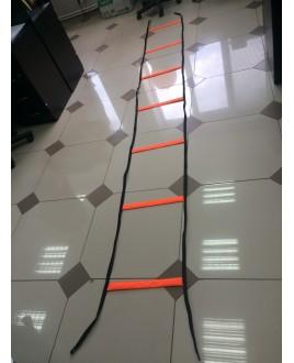 Лестница координационная регулируемая для тренировок 9м 21 ступеней