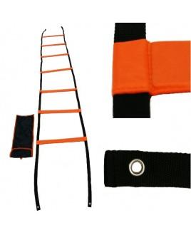 Лестница координационная регулируемая для тренировок 5,4м 12 ступеней